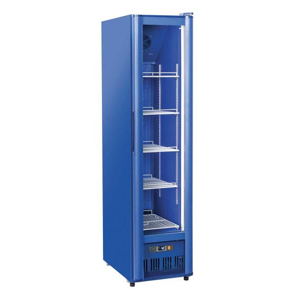 Armoire Réfrigérée à Boissons 300 Litres - Couleur : Bleu