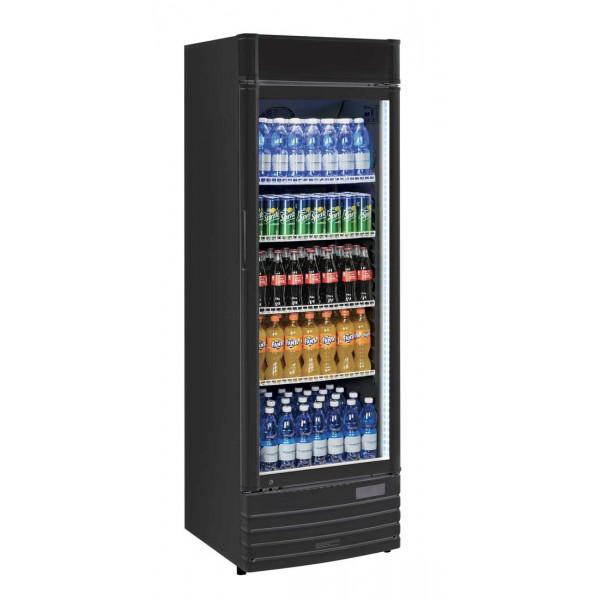 Armoire Réfrigérée à Boissons 350 Litres - Couleur : Noire