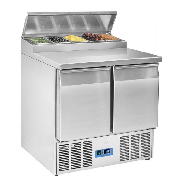 Table Réfrigérée Sandwich System 2 Portes GN1/1