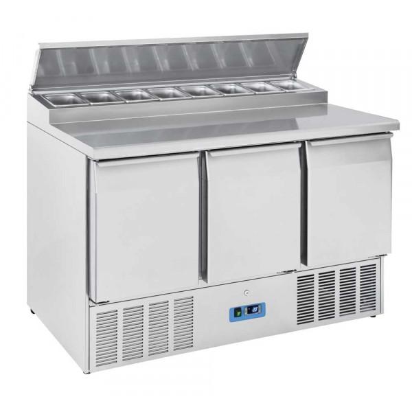 Table Réfrigérée Sandwich System 3 Portes GN1/1