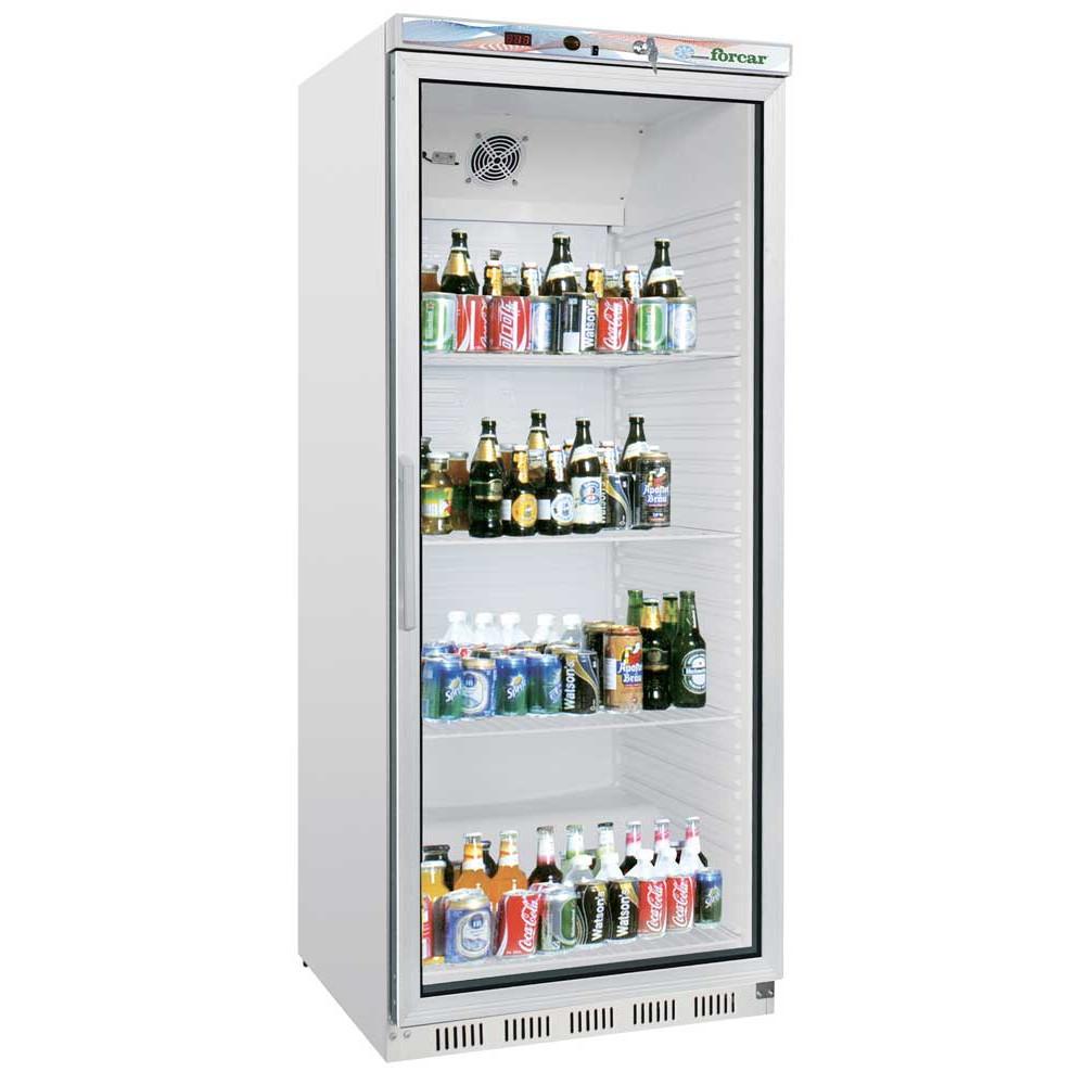 Armoire Réfrigérée Positive 600 Litres Vitrée