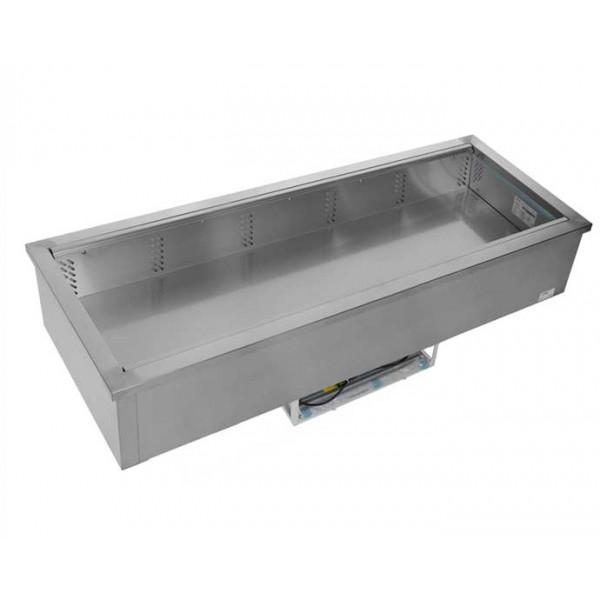 Cuve Réfrigérée Encastrable GN 1/1 Ventilée